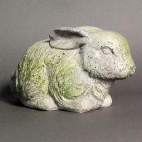 Judy Rabbit - Fiber Stone Resin - Indoor/Outdoor Statue/Sculpture