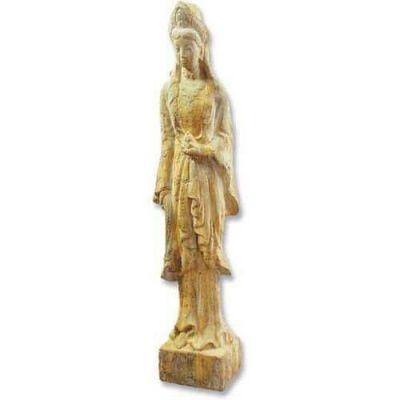 Kwan Yin 53in. - Fiber Stone Resin - Indoor/Outdoor Statue/Sculpture -  - FS6733