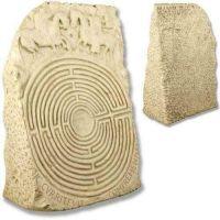 Labyrinth 33in. - Fiberglass - Indoor/Outdoor Statue/Sculpture