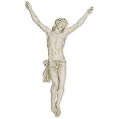 Large Corpus of Christ for Church 29 Inch Fiberglass  Statue -  - F7417