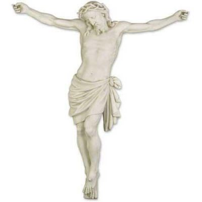 Large Corpus of Christ for Church/46in Fiberglass Resin  Altar -  - F7388