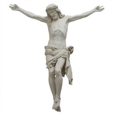Large Corpus of Christ for Church 60in Fiberglass Resin Statue -  - F7520