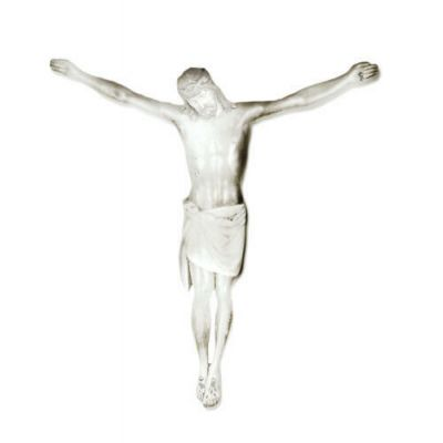 Large Corpus of Christ for Church - Fiberglass Resin  Statue -  - F7424