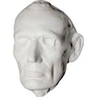 Lincoln Life/Death  - Fiberglass Resin - Indoor/Outdoor Statue