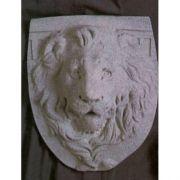 Lion By Donatello 19in. - Fiberglass - Indoor/Outdoor Statue