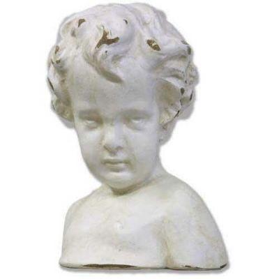 Little Boy By Donatello 8in. Fiberglass - Indoor/Outdoor Statue -  - HT898