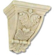 Lodge Bracket 9 In. Fiber Stone Resin Indoor/Outdoor Statue/Sculpture