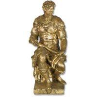 Lorenzo De Medici Fiberglass Indoor/Outdoor Statue/Sculpture
