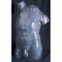 Male Twisted Torso 25in. - Fiberglass - Indoor/Outdoor Statue