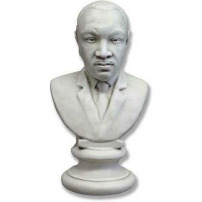 Martin Luther King Jr. Bust Mlk - Fiberglass - Outdoor Statue -  - F988