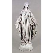 Mary - 42in. High - Fiberglass - Indoor/Outdoor Garden Statue