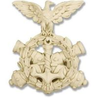 Medal Of Honor 21in. - Fiberglass - Indoor/Outdoor Garden Statue