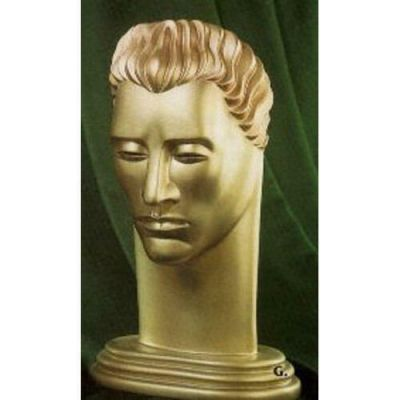 Modern Man - Fiberglass - Indoor/Outdoor Garden Statue/Sculpture -  - F782