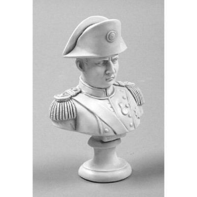 Napoleon In Uniform 10in. - Fiberglass - Indoor/Outdoor Statue -  - T3164