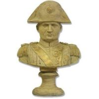 Napoleon In Uniform - Fiberglass - Indoor/Outdoor Garden Statue