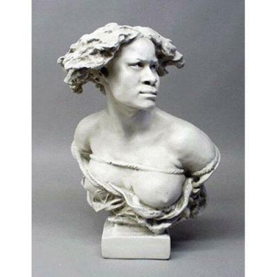 Negresse Captive - Fiberglass - Indoor/Outdoor Statue/Sculpture -  - F68304