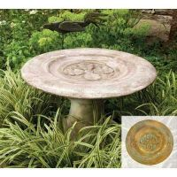 Overture Reflecting Pool 20in. - Fiber Stone Resin - Outdoor Statue