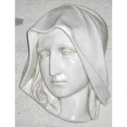 Pieta  12in. - Fiberglass - Indoor/Outdoor Statue/Sculpture