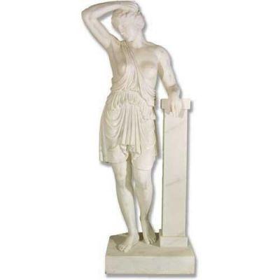 Polykleitos Amazon Fiberglass 82in. Indoor/Outdoor Garden Statue -  - F7635-MW