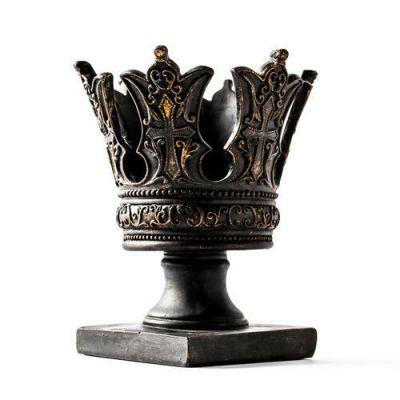 Queen Crown - Fiberglass - Indoor/Outdoor Statue/Sculpture -  - F8877