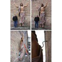 Risen Christ 10ft - Fiberglass - Indoor/Outdoor Statue/Sculpture