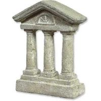 Roman Home Three 10in. - Fiberglass - Indoor/Outdoor Statue