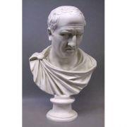 Roman Orator 28in. - Fiberglass - Indoor/Outdoor Garden Statue