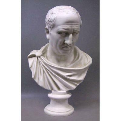Roman Orator 28in. - Fiberglass - Indoor/Outdoor Garden Statue -  - FDS104