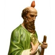 Saint Jude 54in. - Fiberglass Resin - Indoor/Outdoor Statue/Sculpture