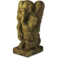 Scoot 21in. - Fiberglass - Indoor/Outdoor Statue/Sculpture