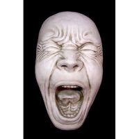Screaming Simon 9in. - Fiberglass - Indoor/Outdoor Garden Statue