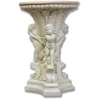 Seton Table 20in. - Fiberglass - Indoor/Outdoor Garden Statue
