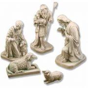 Shepherd Nativity Scene - Fiberglass - Indoor/Outdoor Statue