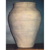 Sicilian Oil Jar #21 - Fiberglass - Indoor/Outdoor Garden Statue