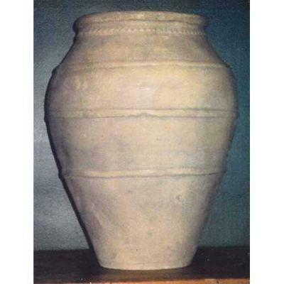 Sicilian Oil Jar #21 - Fiberglass - Indoor/Outdoor Garden Statue -  - PM1306