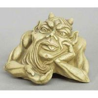 Sill Gargoyle - Fiberglass - Indoor/Outdoor Statue/Sculpture