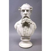 Charles Dickens 16in. - Fiberglass - Indoor/Outdoor Statue