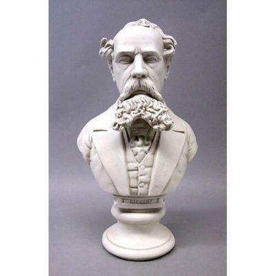Charles Dickens 16in. - Fiberglass - Indoor/Outdoor Statue -  - T38780