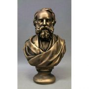 Henry Wadsworth Longfellow - Fiberglass - Indoor/Outdoor Garden Statue