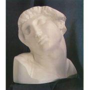 Slave Head - Fiberglass - Indoor/Outdoor Garden Statue/Sculpture