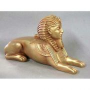 Sphinx Large New - Fiberglass - Indoor/Outdoor Statue/Sculpture