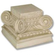 Square Composite Base 8in. Fiberglass Indoor/Outdoor Statue