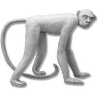 Squirrel Monkey Fiberglass Indoor/Outdoor Statue/Sculpture