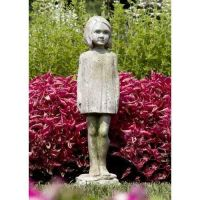 Starlette 30in. High - Fiber Stone Resin - Indoor/Outdoor Statue
