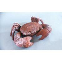 Stone Crab Fiber Stone Resin Indoor/Outdoor Garden Statue/Sculpture