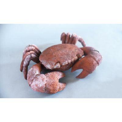 Stone Crab Fiber Stone Resin Indoor/Outdoor Garden Statue/Sculpture -  - FS9141