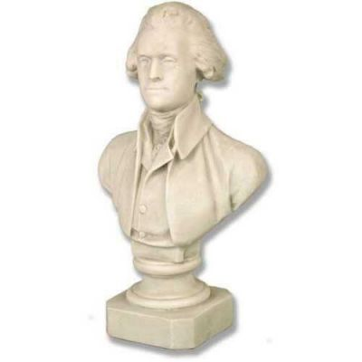 Thomas Jefferson By Houdon Fiberglass Indoor/Outdoor Statue -  - T7126