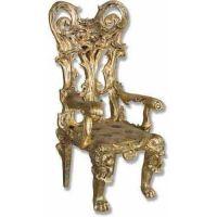 Thorn Chair Fiberglass Indoor/Outdoor Garden Statue/Sculpture