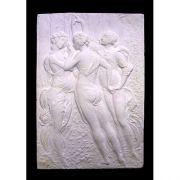 Three Grace Fragment - Fiberglass - Indoor/Outdoor Garden Statue