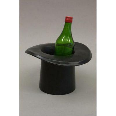 Top Hat - Fiberglass - Indoor/Outdoor Garden Statue/Sculpture -  - F6829
